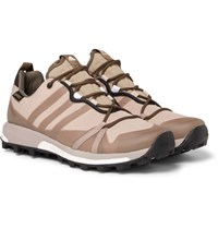 Adidas Consortium Norse Projects Terrex Agravic Ripstop Sneakers Brown