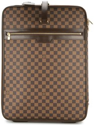 Louis Vuitton Vintage Pegase 50 Travel Carry Hand Bag Brown