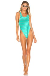 Bond Eye X Bound Maxam One Piece Swimsuit Mint