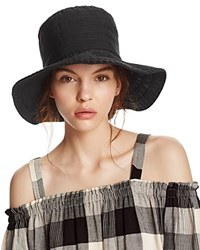 Aqua Ribbon Cloche Hat 100 Exclusive Black