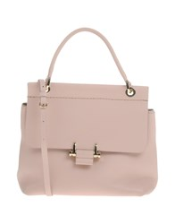 Lanvin Handbags Light Pink