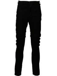 Julius Skinny Jeans Black
