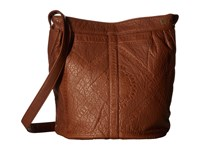 Billabong Cruz Around Crossbody Desert Daze Cross Body Handbags Brown
