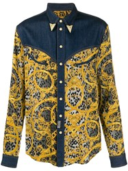 Versace Jeans Couture Filigree Print Shirt 60