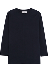 Studio Nicholson Tozai Merino Wool And Cotton Sweater