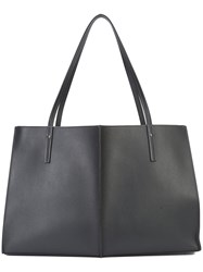 Maiyet Sia East West Shopper Tote Women Leather One Size Grey