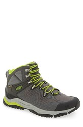 Keen Men's 'Aphlex' Waterproof Hiking Boot Grey