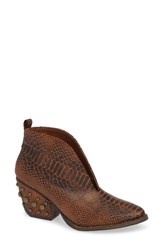 Coconuts By Matisse Roper Bootie Brown
