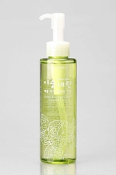 Tonymoly Clean Dew Apple Mint Cleansing Oil Green