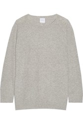Madeleine Thompson Rainton Cashmere Sweater Gray