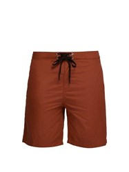 Solid And Striped The Boardshort Swim Shorts Red