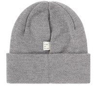 A Kind Of Guise Merino Wool Beanie Grey
