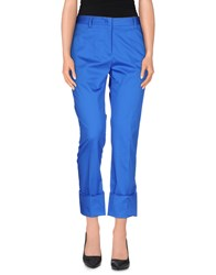Jil Sander Trousers Casual Trousers Women Blue