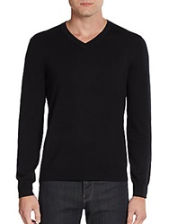Saks Fifth Avenue Cashmere V Neck Sweater