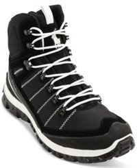 Polo Ralph Lauren Men's Hillingdon Boots Men's Shoes Black White