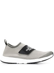 The North Face Cadman Moc Knit Sneakers Grey