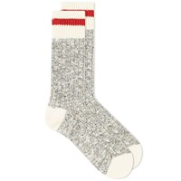 Maple Heritage Socks Grey
