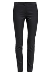 La City Trousers Noir Black