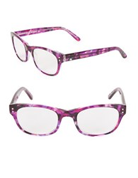 Corinne Mccormack Madelyn 58Mm Reading Glasses Purple