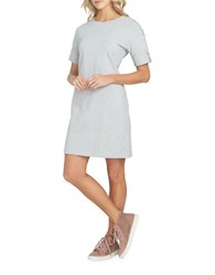1.State Solid Heathered Dress Grey