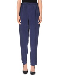 Equipment Femme Trousers Casual Trousers Women Slate Blue