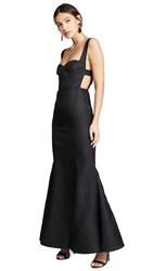 Fame And Partners The Maryanna Dress Black