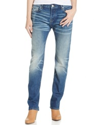 Lucky Brand Vintage Straight Leg Jeans Sutter Creek Wash