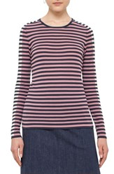 Akris Punto Women's Bicolor Stripe Wool Sweater