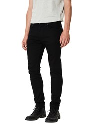 Selected Homme Leon Slim Jeans Black