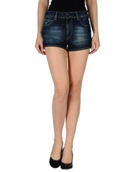 Guess Denim Shorts Blue