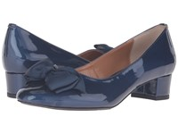 J. Renee Cameo Navy Women's Wedge Shoes