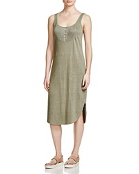 Frame Le Henley Tank Dress 100 Bloomingdale's Exclusive Olive