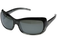 Kaenon Georgia Smoke Mirrors Grey 12 Polarized Black Mirror Sport Sunglasses Gray