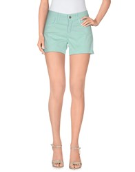 Fly Girl Trousers Shorts Women Light Green