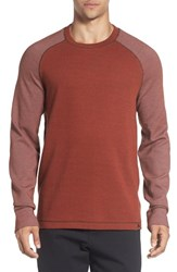 Prana Men's Long Sleeve Organic Cotton T Shirt