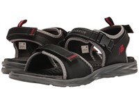 New Balance Response Sandal Black Grey Men's Sandals