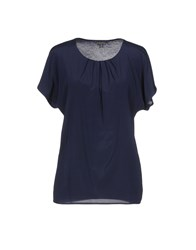 Brooks Brothers Blouses Dark Blue