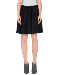 Cristinaeffe Collection Skirts Knee Length Skirts Women Black