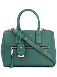 Marc Jacobs East West Tote Bag Women Leather One Size Green