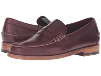 Sebago Legacy Penny Red Leather Men's Shoes