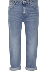 Acne Studios Pop Light Vintage Boyfriend Jeans Blue