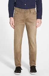 Lucky Brand '1 Authentic' Skinny Fit Jeans Corundum