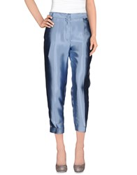 Haider Ackermann Trousers Casual Trousers Women Sky Blue