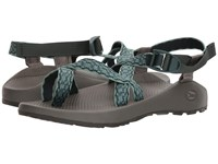Chaco Z 2 R Classic Flare Pine Sandals Green