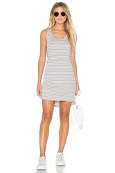 Nation Ltd. Nelly Racer Dress Grey