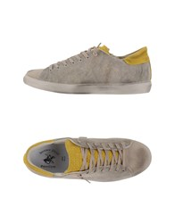 Beverly Hills Polo Club Footwear Low Tops And Trainers Men Yellow