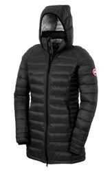 Women's Canada Goose 'Brookvale' Packable Hooded Quilted Down Jacket Black