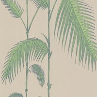 Cole And Son Palm Leaves Wallpaper 66 2011