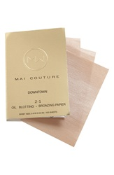 Mai Couture '2 1' Blotting And Bronzing Papier Downtown