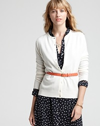 C By Bloomingdale's Cashmere Crew Neck Cardigan